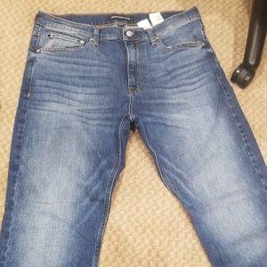 Calvin klein mens Jean's 34 waist